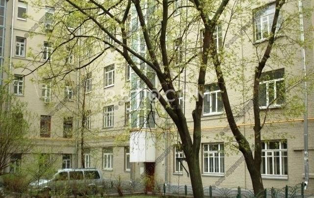 Жилой дом Комсомольский п-т 14/1, корп. 1.