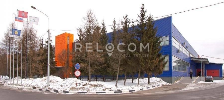 Офисно-складской центр Терминал Солнечный
