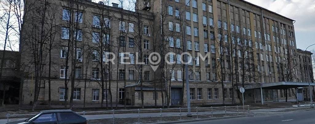 Административное здание Окружной проезд 27