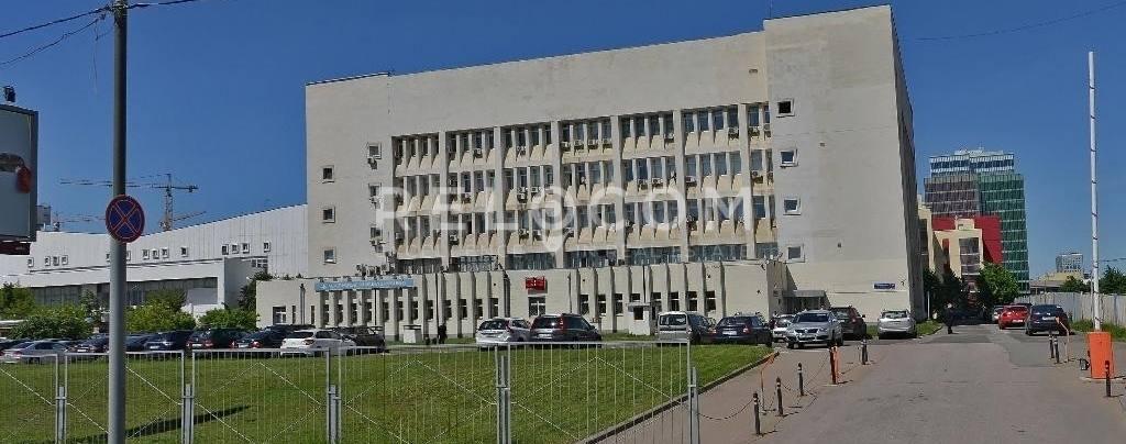 Административное здание Ленинградский проспект 37к12