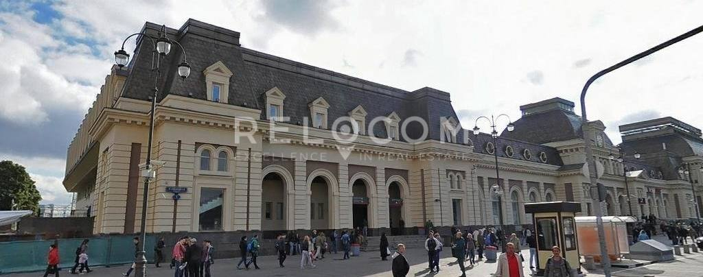 Административное здание Павелецкая пл. 1А.