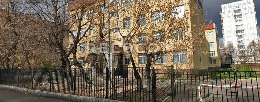 Административное здание Зельев пер. 11.