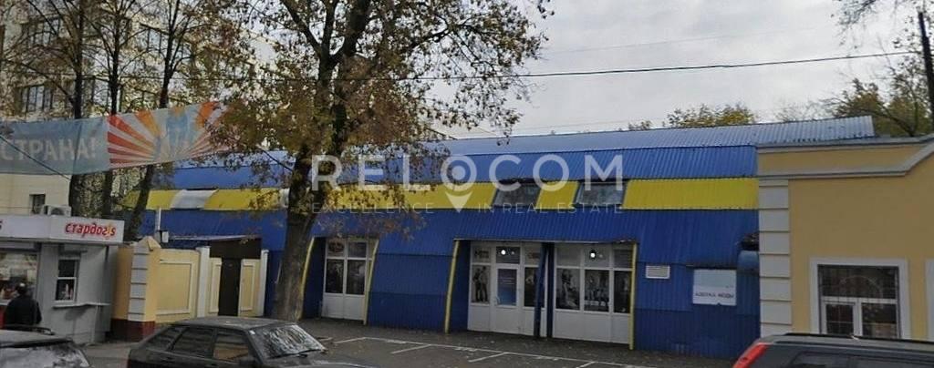 БЦ Нижняя Красносельская ул. 40/12, корп. 17.