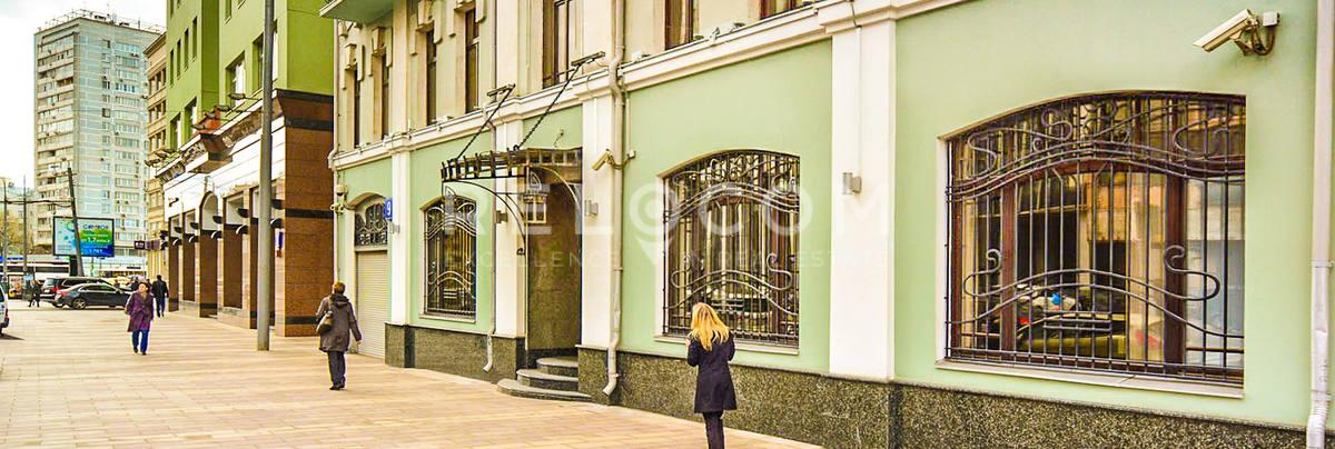 Особняк Долгоруковская ул. 9