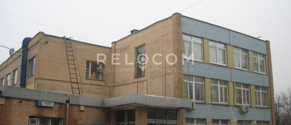 Административное здание Карьер ул. 2, стр. 9.