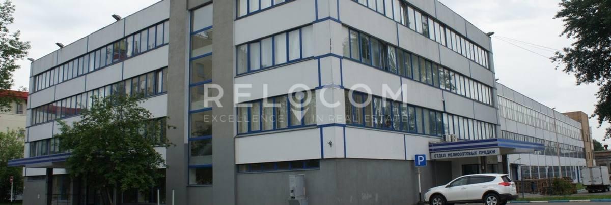 Административное здание Дмитровское шоссе 87