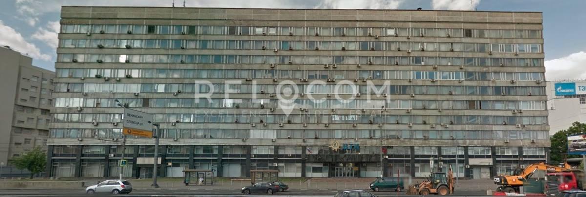 Технопарк Автозаводская ул. 14.