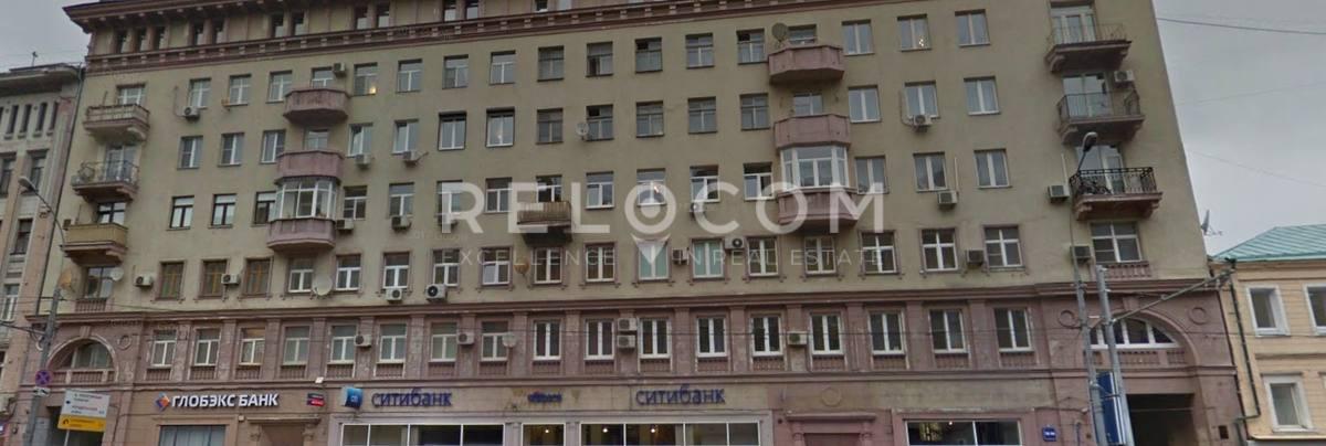 Жилой дом Красная Пресня ул. 32-34.