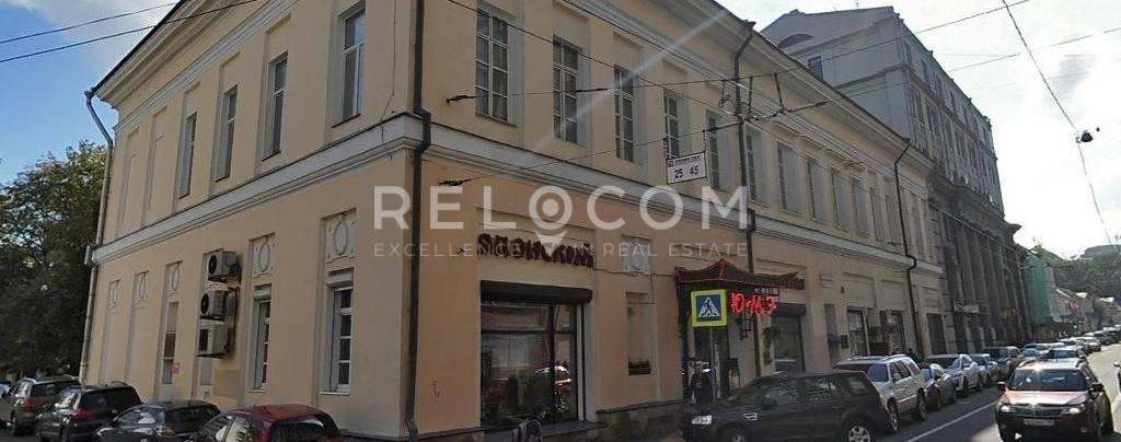 Административное здание Покровка ул. 38А.
