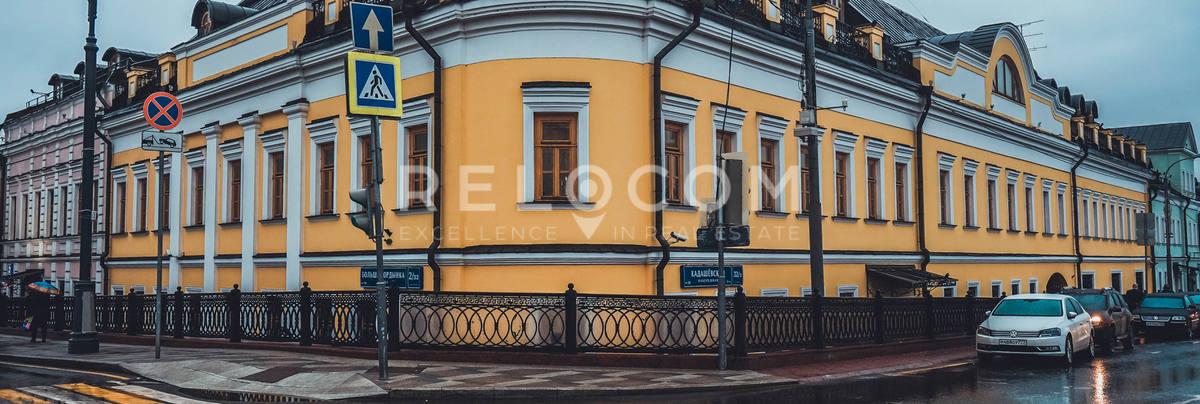 Административное здание Кадашевская Наб. 32/2, стр. 1.
