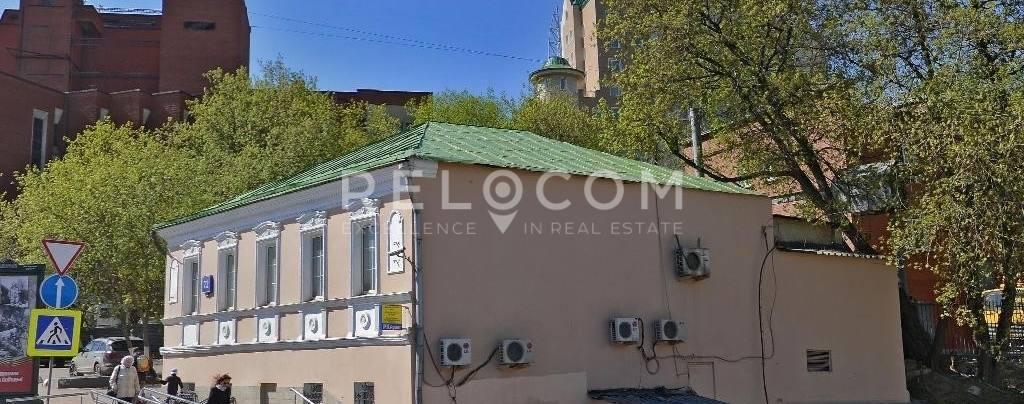 Административное здание Земляной Вал ул. 72.