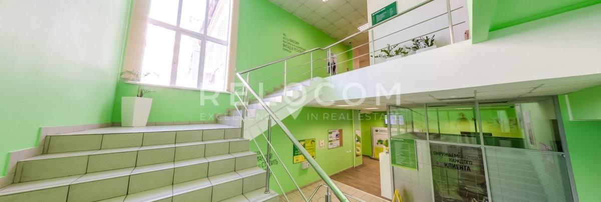 Административное здание Воробьевское 6