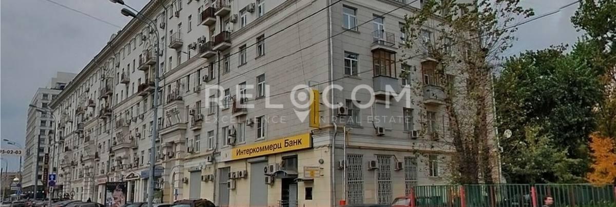 Жилой дом Житная ул. 10.