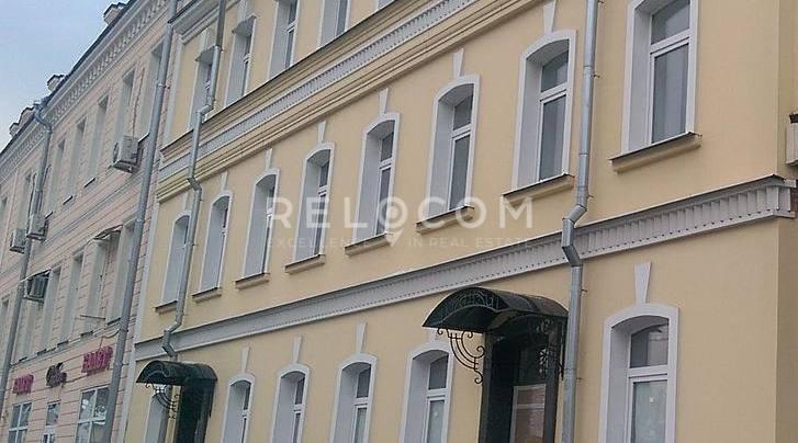 Административное здание Валовая ул. 30.
