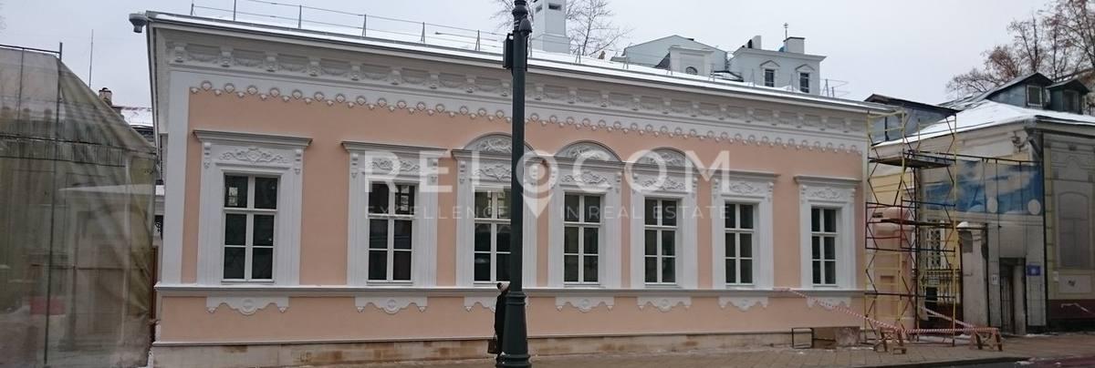 Особняк Большая Ордынка ул. 61.