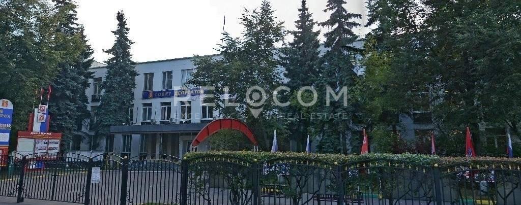 Административное здание 1-я Новокузьминская ул. 10.