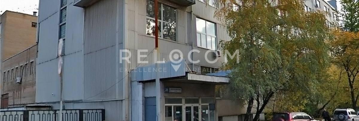 Административное здание Люсиновская ул. 35, корп. 7.