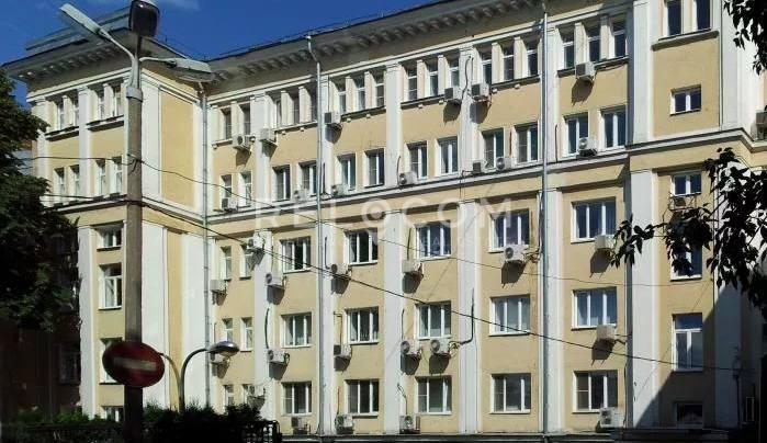 Административное здание Баррикадная ул., 8 стр. 5а