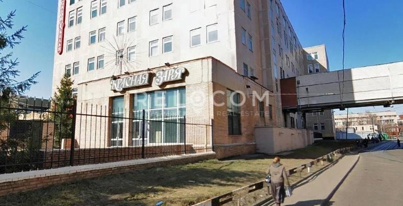 Административное здание Малая Семёновская ул. 30, стр. 1.