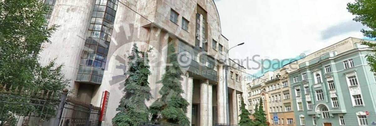 Административное здание Благовещенский 1