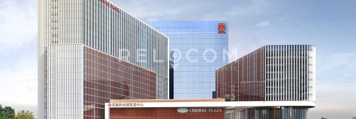МФК Китайский деловой центр Парк Хуамин