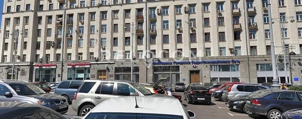 Жилой дом Тверская ул. 8, корп. 1.