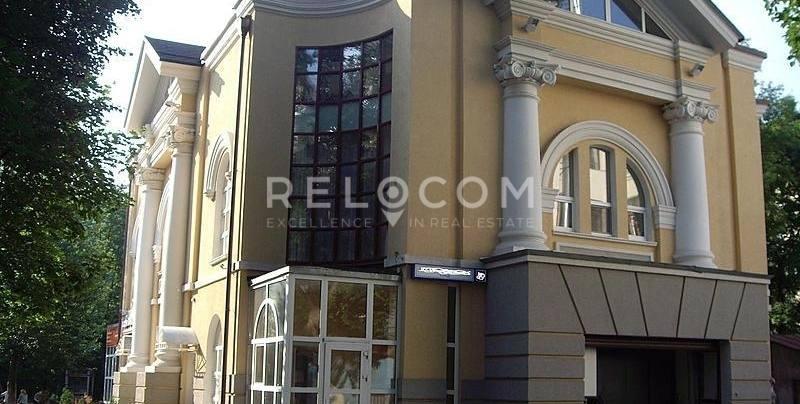 Административное здание Малая Пироговская ул. 1, стр. 6.