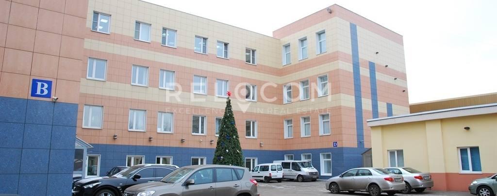 Административное здание 1-й Кожевнический пер. 6 стр. 12.