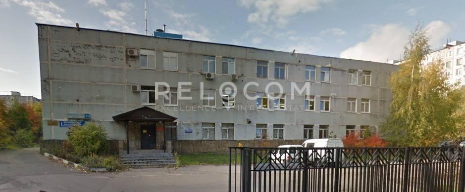 Административное здание Новоясеневский пр-т 25.