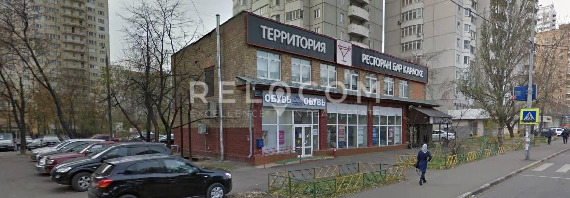 Административное здание Волгоградский пр-т 108.
