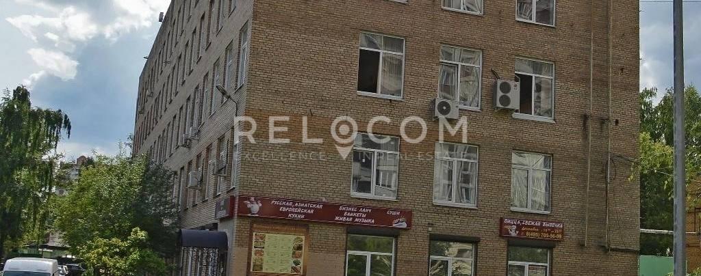 Административное здание 1-й Люберецкий пр-д 2.