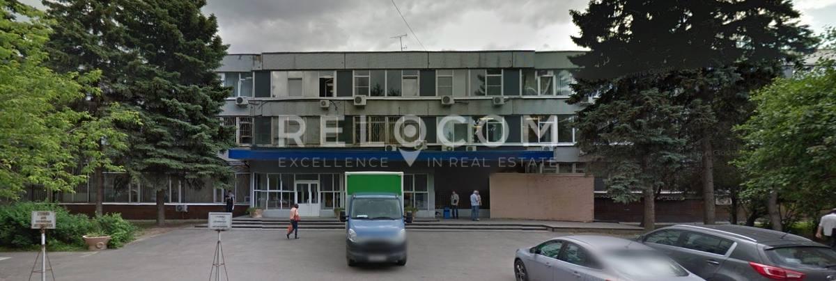 Административное здание Подольских Курсантов ул. 3.