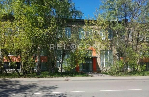 Административное здание 2-ой пр-д Перова поля 5.
