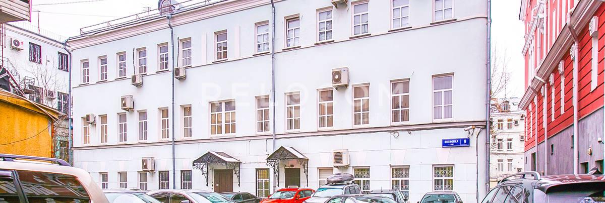 Административное здание Волхонка 9