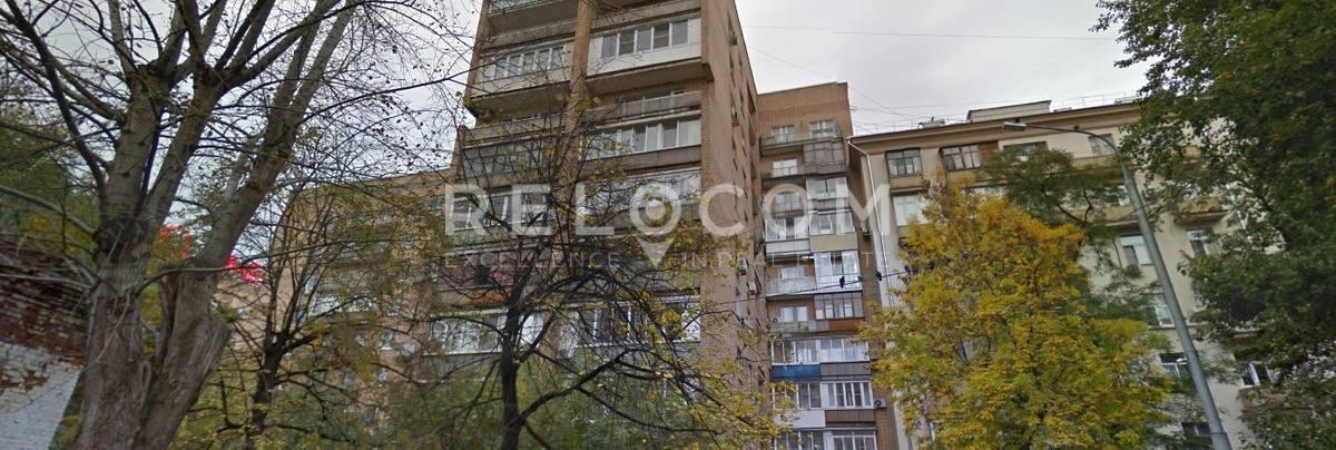 Жилой дом Кутузовский пр-т 3.