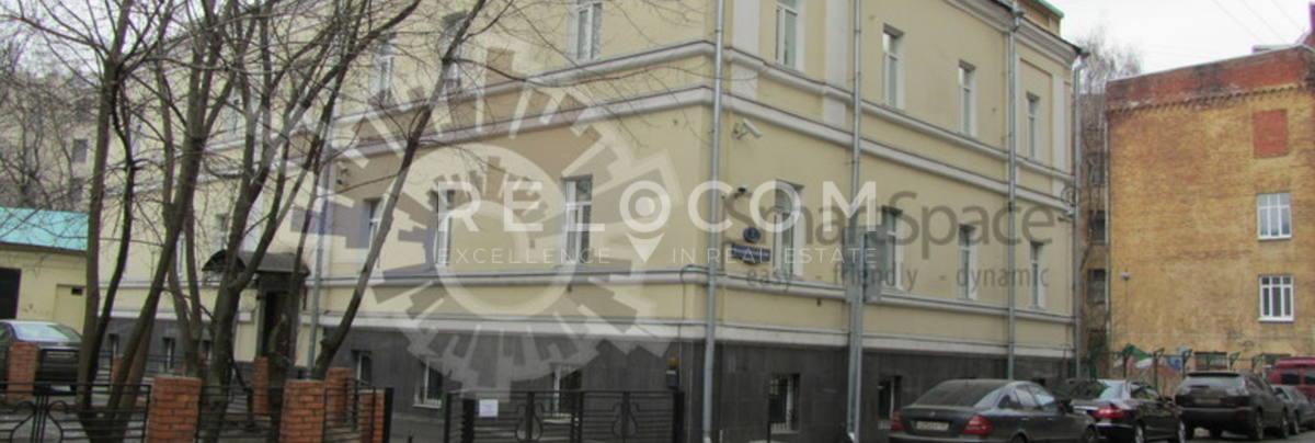 Административное здание Большой Могильцевский