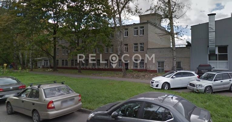 Административное здание Иркутская ул. 1.