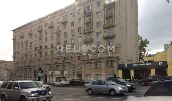 Административное здание Земляной Вал ул. 2.