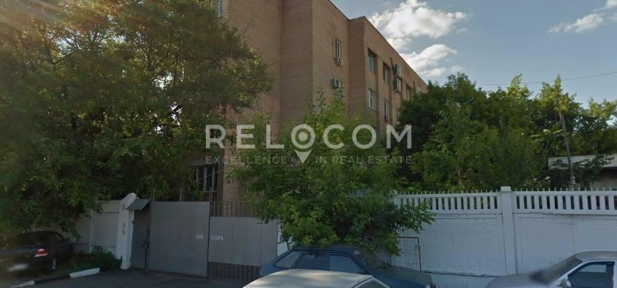 Административное здание Авиамоторная ул. 44, стр. 3.