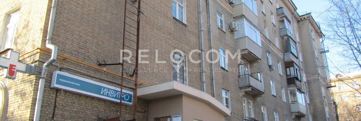 Жилой дом Кожуховский 9