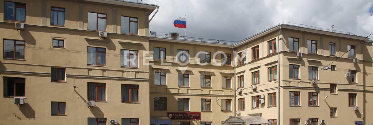 Административное здание Садовническая ул. 68/70, стр. 1.