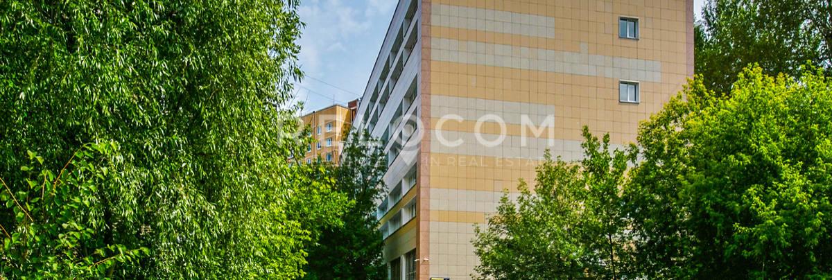 Административное здание Симферопольский бульвар 3