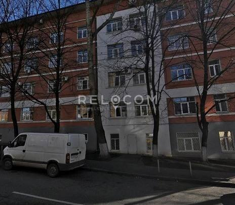Административное здание Электрозаводская ул. 24, корп. А.