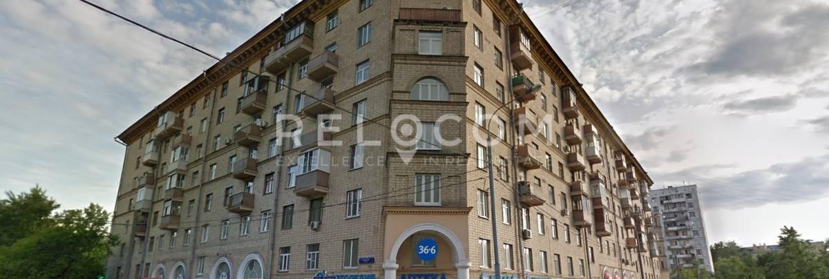 Жилой дом Академика Бочвара ул. 15.