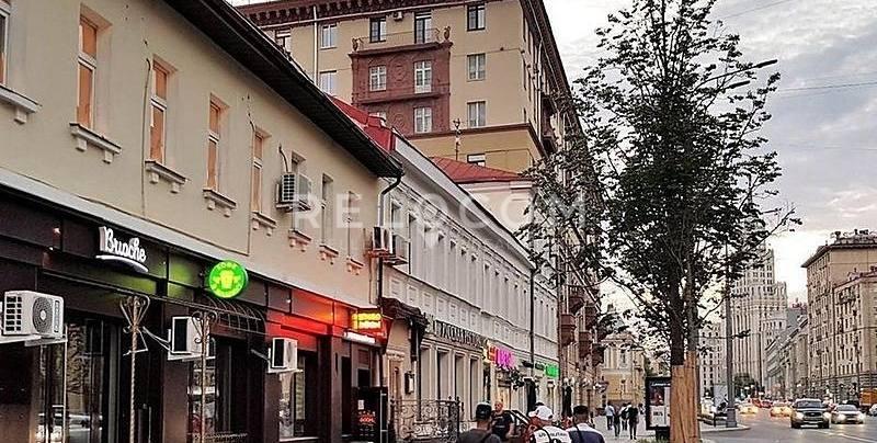 Административное здание Машкова ул. 28/20.