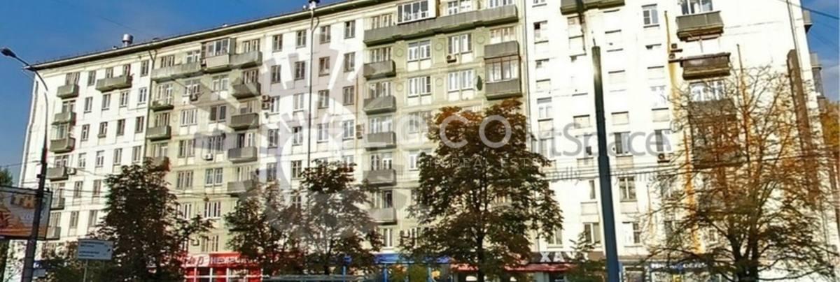Жилой дом Комсомольский п-т 48.