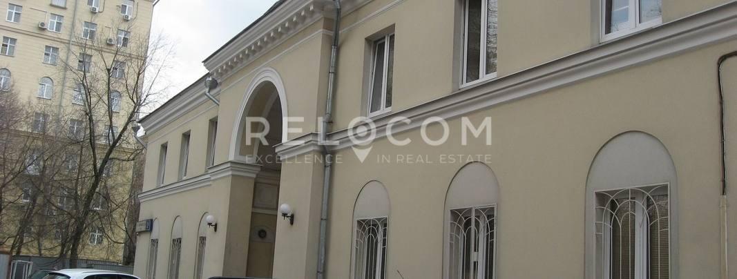 Административное здание 1-я Фрунзенская ул. 3А.