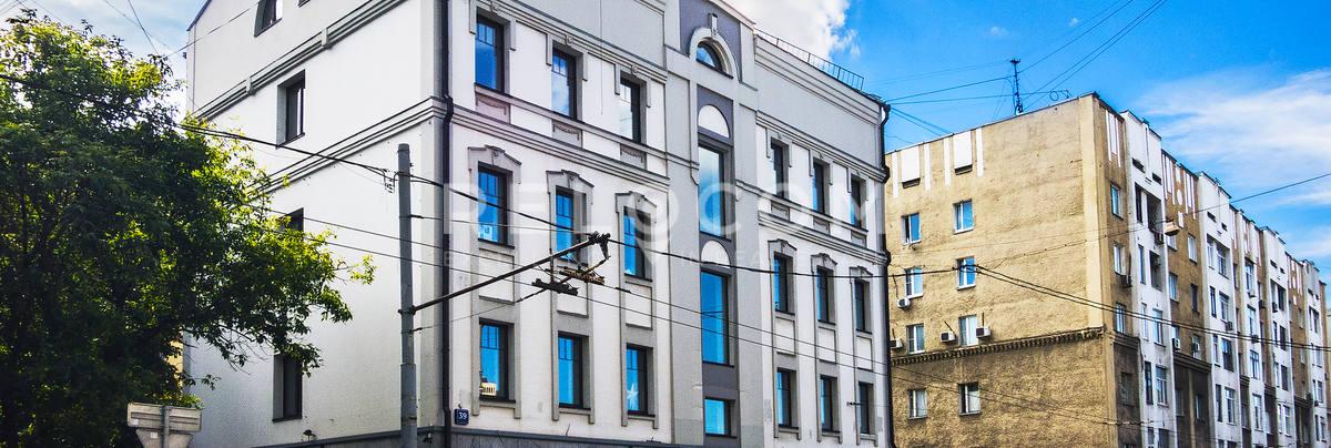 Административное здание 2-я Брестская 39