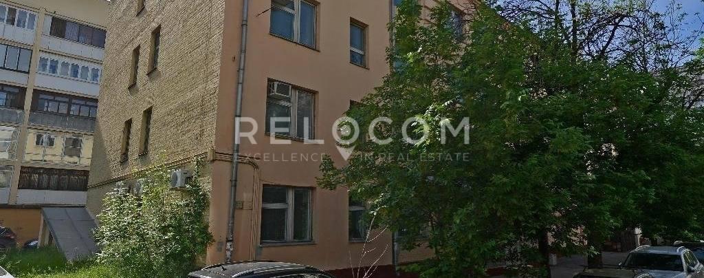 Административное здание Стромынский пер. 4.