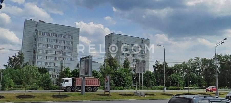 Административное здание 1-й Дорожный пр-д 1.
